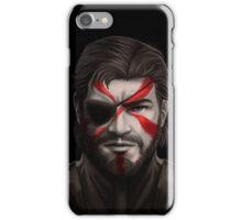Warpaint Big Boss iPhone Case/Skin