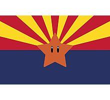 Arizona Flag Redesign Photographic Print