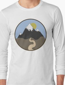 Explore and Adventure Outdoors Long Sleeve T-Shirt