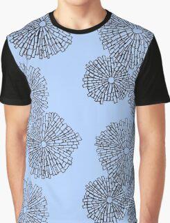 Champagne Fleur  Graphic T-Shirt
