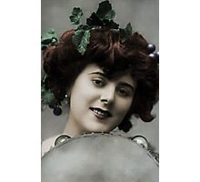 Miss Gaynor Rowlands Photographic Print