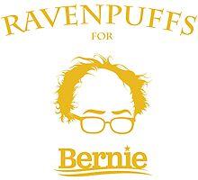 Ravenpuffs for Bernie! Photographic Print