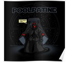 Poolpatine Poster