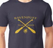 Ravenpuff Seeker in Yellow Unisex T-Shirt