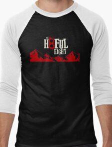 Red Rock  Men's Baseball ¾ T-Shirt