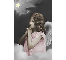 The Little Angel Photographic Print
