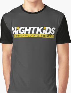 Night Kids Graphic T-Shirt