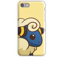 Mareep (Pokemon) iPhone Case/Skin