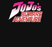 JJBA Logo in English Unisex T-Shirt