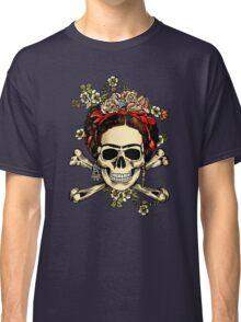 Masterpiece Skull Frida Classic T-Shirt