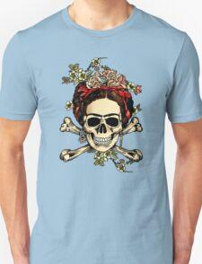 Masterpiece Skull Frida Unisex T-Shirt