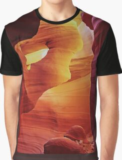 Hole In The Wall - Antelope Canyon - Arizona USA Graphic T-Shirt