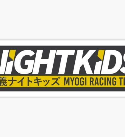 Myogi Night Kids  Sticker