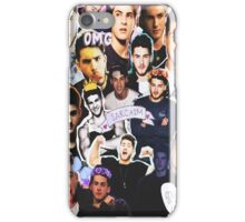 Cody Christian Collage iPhone Case/Skin