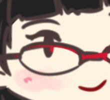 [p4] icon style - yukiko Sticker
