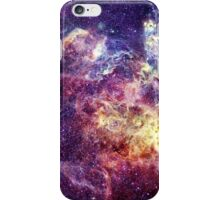 Nebula Stars Pattern  iPhone Case/Skin