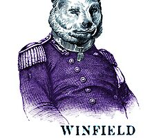 Winfield Dog by ANewKindOfWater