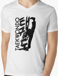 Taekwondo Kick Boy - Korean Martial Art T-Shirt