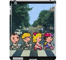 Ness' Road iPad Case/Skin