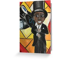 Lil Sammy: The Candy Kid Greeting Card