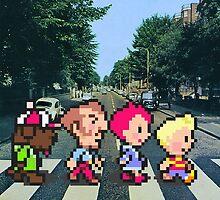 Lucas's Road by fuzzynegi