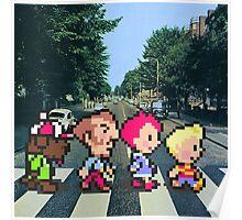 Lucas's Road Poster