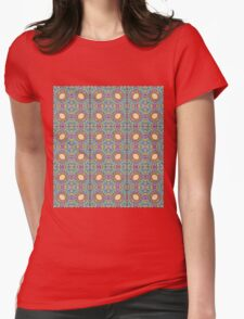 The Hippy in My Heart 2 Womens Fitted T-Shirt
