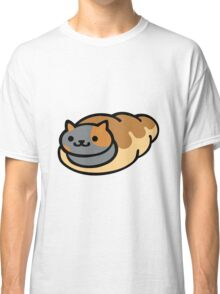 Neko Atsume Spooky Classic T-Shirt