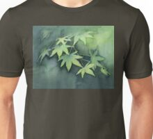Japanese Maple Watercolor Painting Unisex T-Shirt