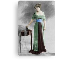 Evening Gown Metal Print