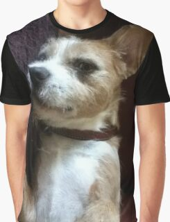 Scruff Doggy Dog Graphic T-Shirt