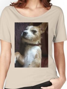 Scruff Doggy Dog Women's Relaxed Fit T-Shirt