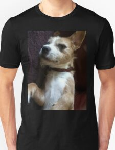 Scruff Doggy Dog Unisex T-Shirt