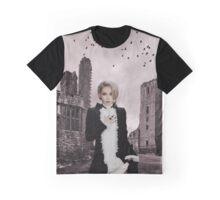 CL 2NE1 Victorian Graphic T-Shirt