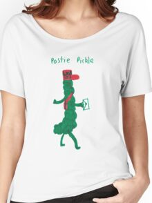 Postie Pickle Women's Relaxed Fit T-Shirt