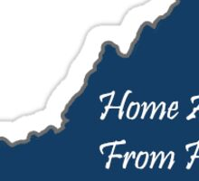 Old Dominion University Home away from Home Sticker