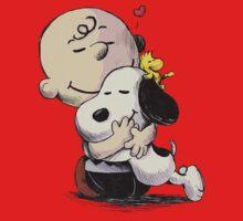 Everything Will Be Okay Peanuts Kids Tee