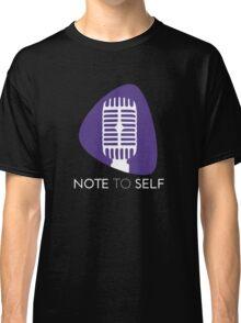 BSU Note to Self - Classic Classic T-Shirt