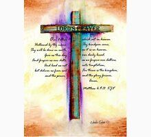 The Lord's Prayer Cross Unisex T-Shirt