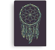 Dream Catcher Acid Canvas Print
