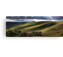 From Parkers Road Canvas Print