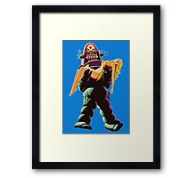 Robby the Robot (PD) Framed Print