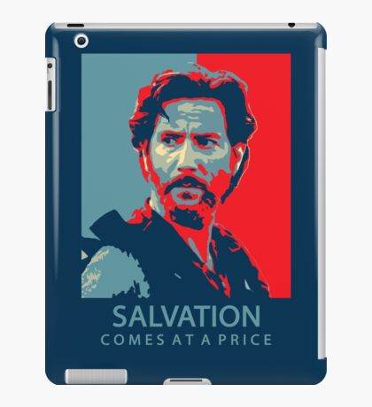 Marcus Kane for President iPad Case/Skin