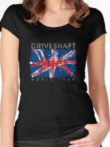 DriveShaft Women's Fitted Scoop T-Shirt
