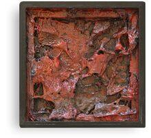 Mars Retrospective 1 Canvas Print