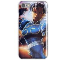 Chun-Li Street Fighter 2 Fan items! iPhone Case/Skin