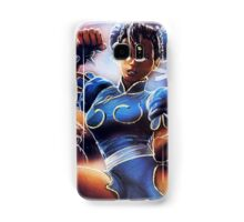 Chun-Li Street Fighter 2 Fan items! Samsung Galaxy Case/Skin