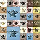Honeybees #1 by John Dicandia ( JinnDoW )