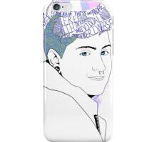 I am series- K  iPhone Case/Skin