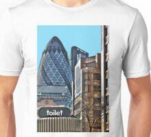 City toilet Unisex T-Shirt